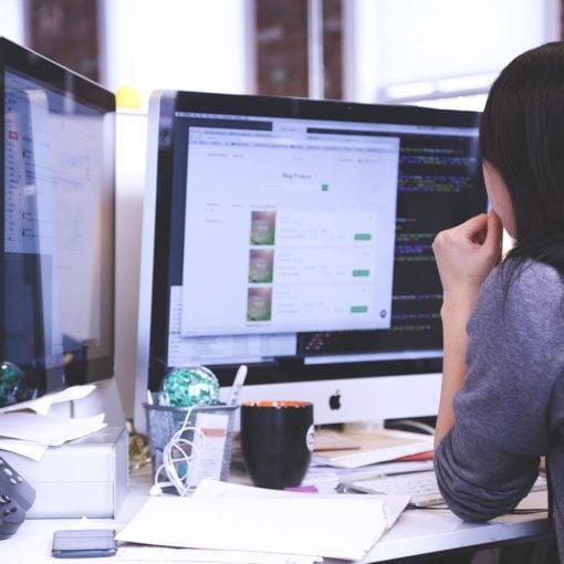 web designer formation