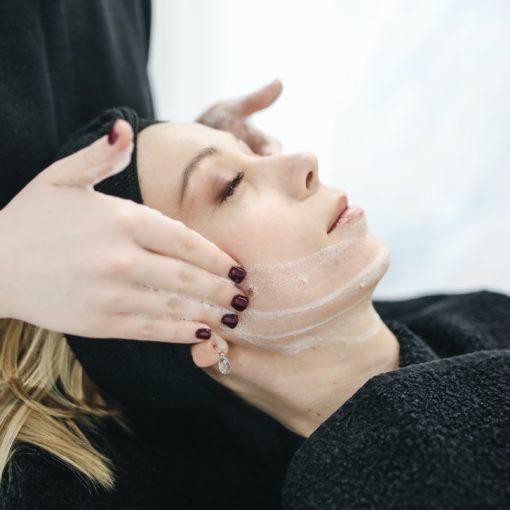 protocole du soin du visage